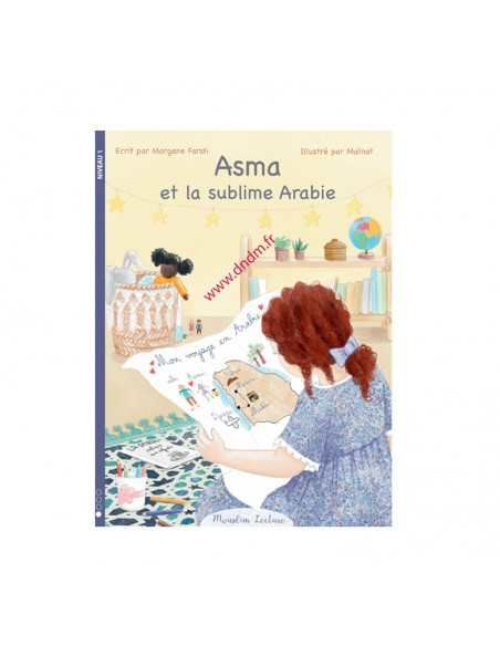 Asma et la sublime arabie