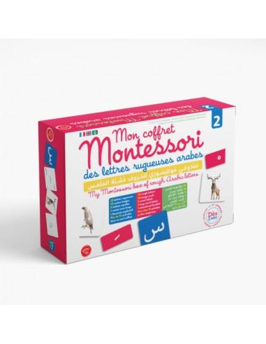 Mon coffret Montessori des lettres...
