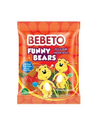 """BEBETO bonbon halal bears """"ourson"""""""