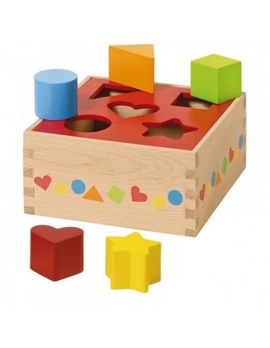 Boîte à formes