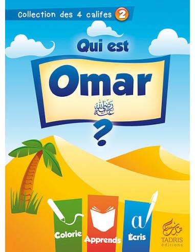 """Coloriage calife - """"Qui est Omar"""""""