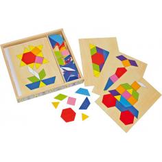 Boîte mosaïque - Attrimaths
