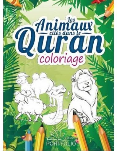 Coloriage « Les animaux cités dans le...