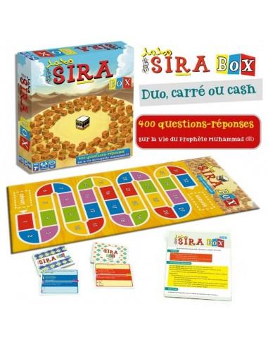 Sira Box, Jeu de société sur la vie...