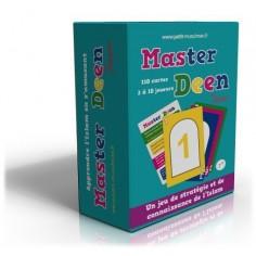 Jeu de cartes Master Deen 1...