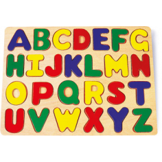 Puzzle à encastrer alphabet...
