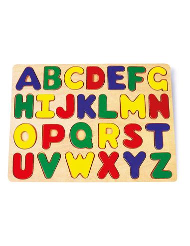 Puzzle à encastrer alphabet français...