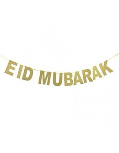 "Banniere ""Eid Mubarak"" OR (et sa..."