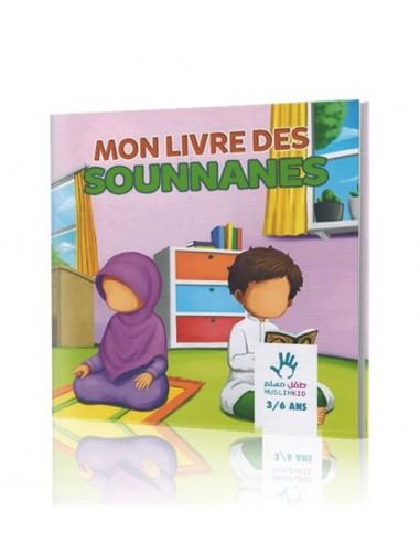 Mon livre des sounnanes – Muslimkid