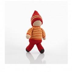 Doudou en crochet -...