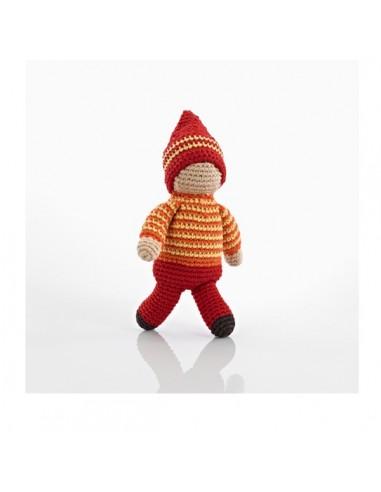 Doudou en crochet - Commerce...